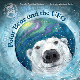 Polar Bear and the UFO Cover Reveal